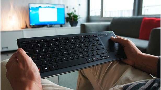 logitech k830 wireless keyboard