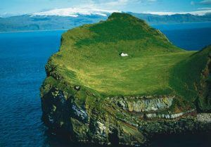 remote house