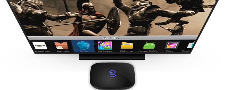 GBox Q2 Streaming Android Box Review