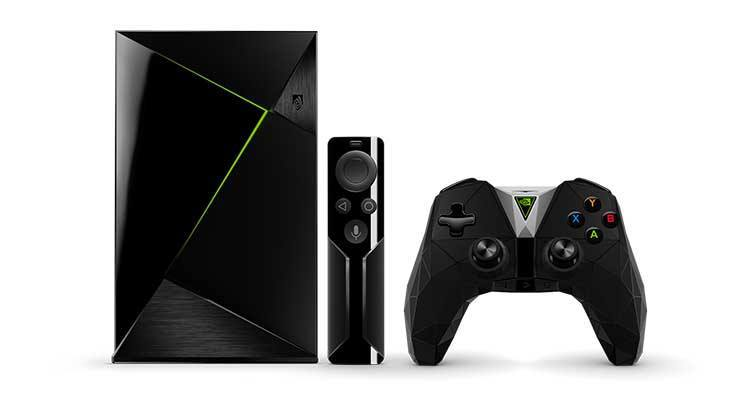 Nvidia Shield TV gaming android box