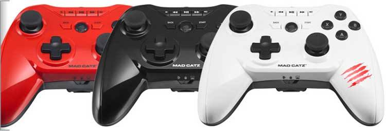 mad catz ctrlr android box game controller