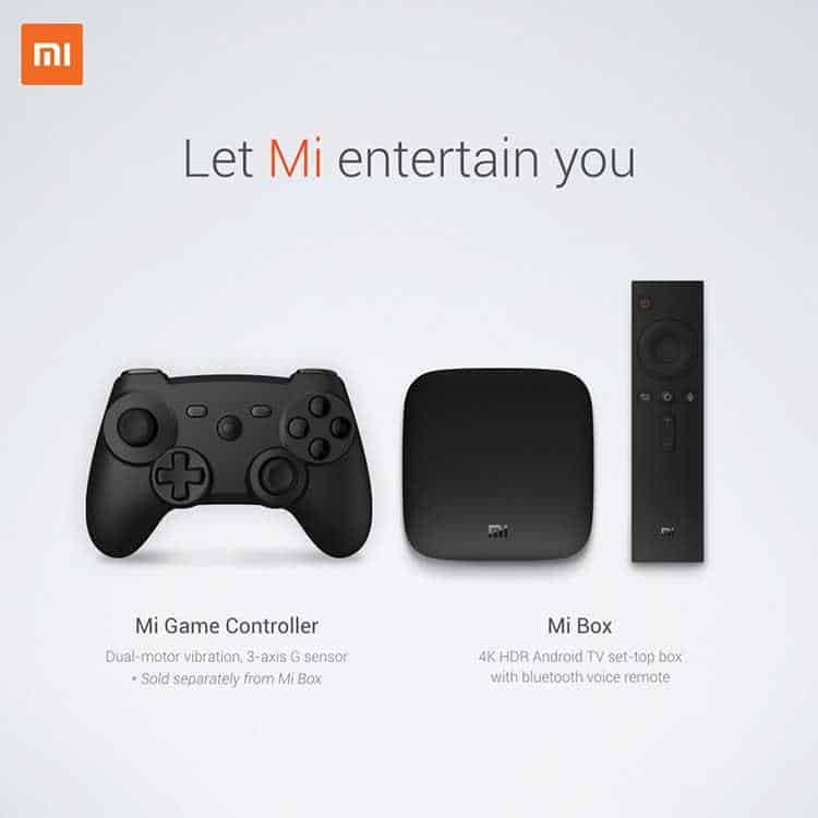 xiaomi mibox gaming