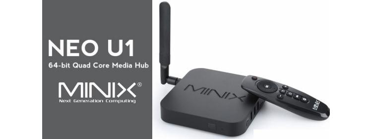 Minix Neo U1 quad core