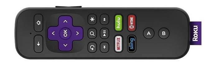 roku ultra remote controller