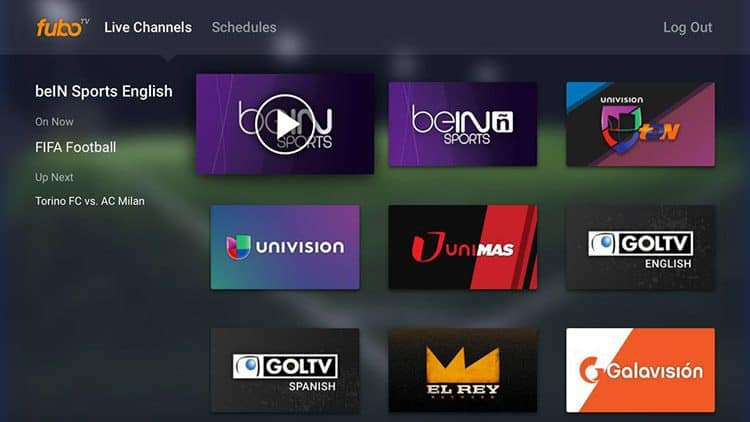 fubo tv streaming service