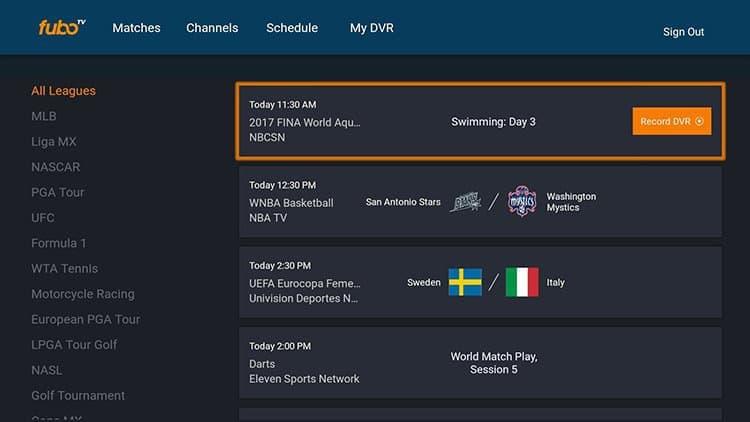 fubo tv sports streaming
