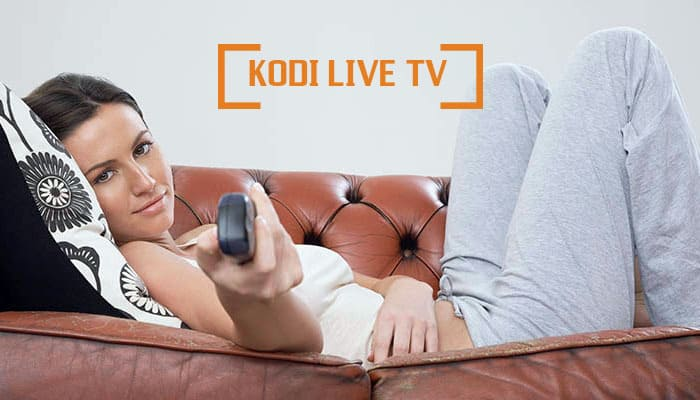 Kodi Live TV Streaming