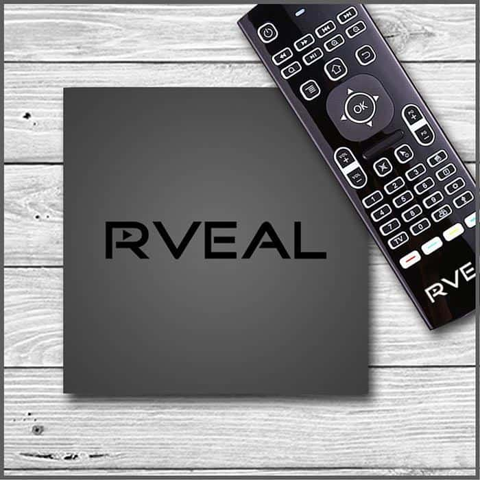 rveal 2 live television streaming media player without subscription