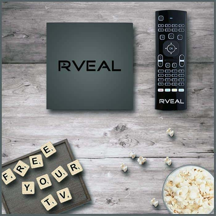 rveal 2 free your tv
