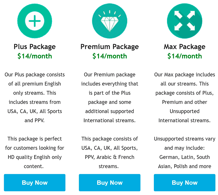ultrabox epicstream iptv packages