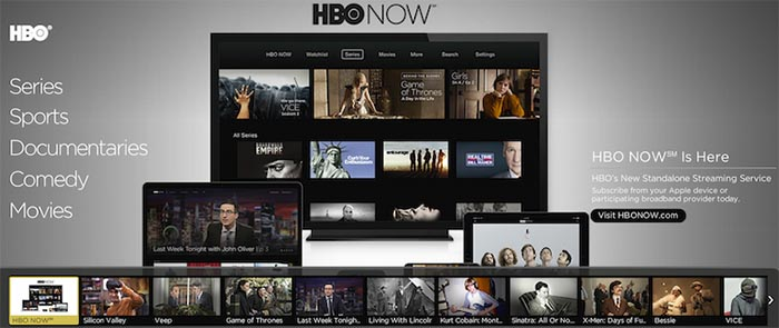 HBO Now Student Discount