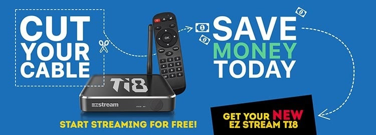 ez-stream ti8 fully loaded android tv box