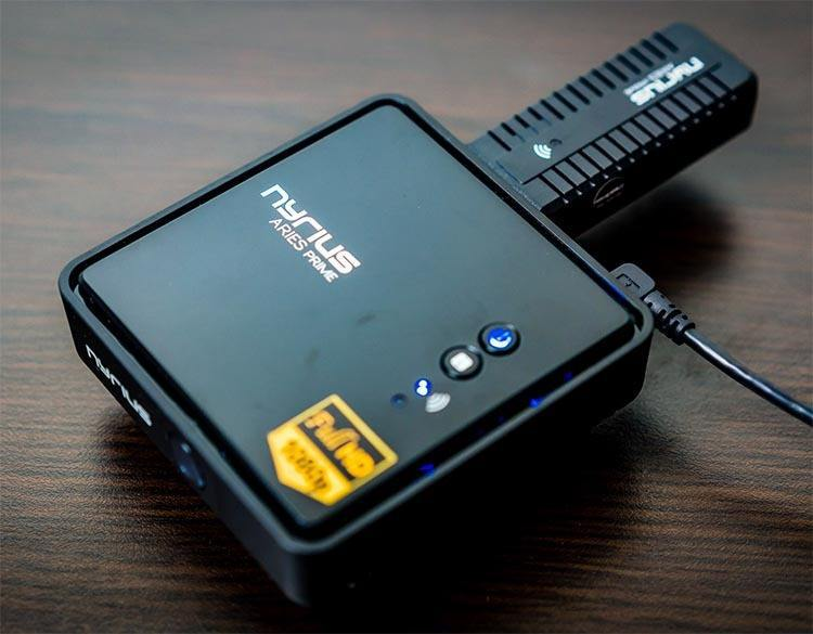 nyrius prime review wireless hdmi