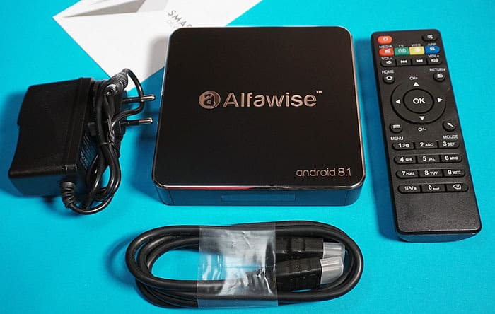 alfawise a8 unboxing