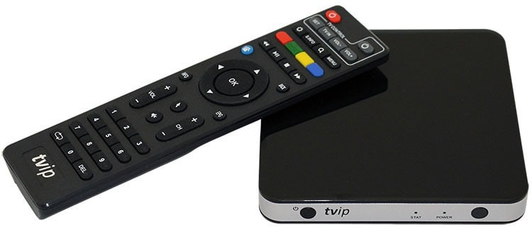 tvip v.605 iptv box review