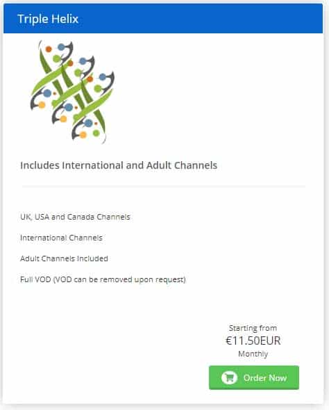 Helix IPTV Service Review