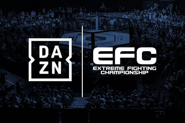 DAZN EFC and Bellator