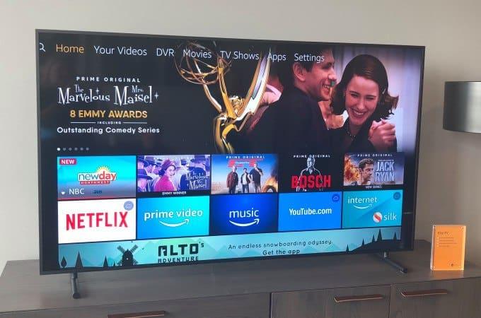 amazon fire tv recast dvr