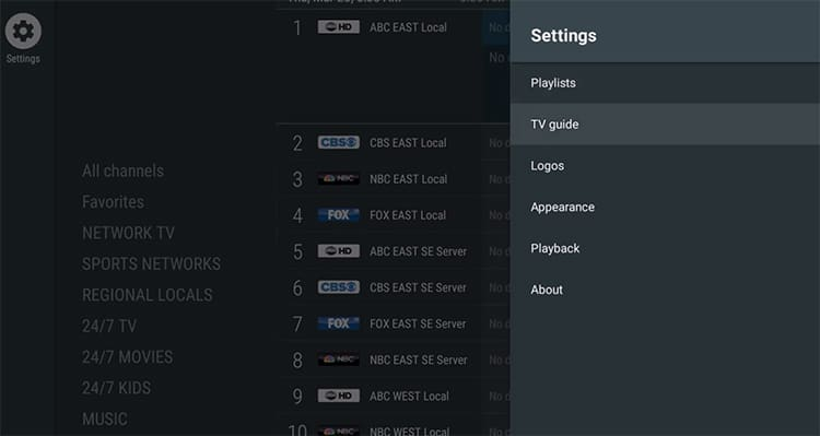 how to install iptv on android box step 6