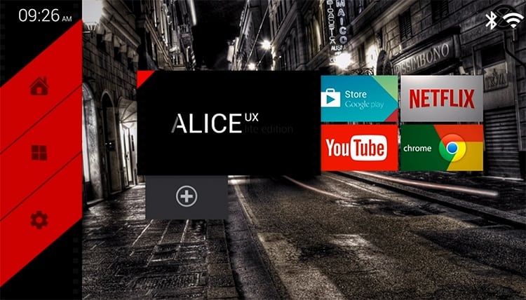 Alice Android Launcher