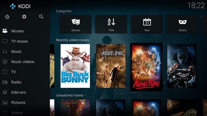 Watch IPTV on Xbox One and Xbox 360 using Kodi Media Player