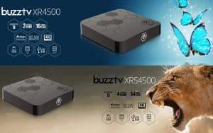 BuzzTV XR4500 vs BuzzTV XRS4500 Review