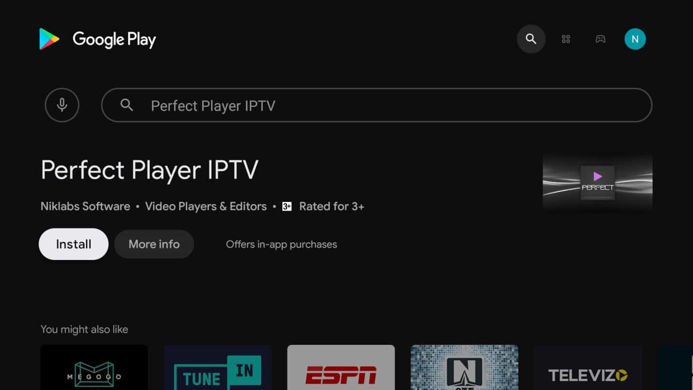 How to install Perfect Player